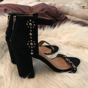 RAYE Embellished Heels